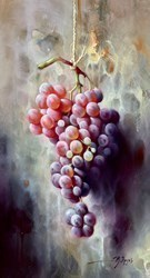 Uvas Rojas VI by J M Reyes -  sized 9x16 inches. Available from Whitewall Galleries